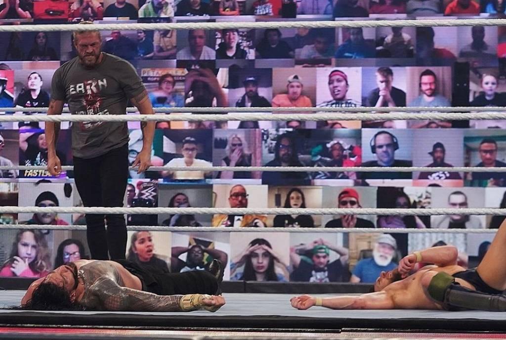 Roman Reigns nuevo problema WrestleMania 37