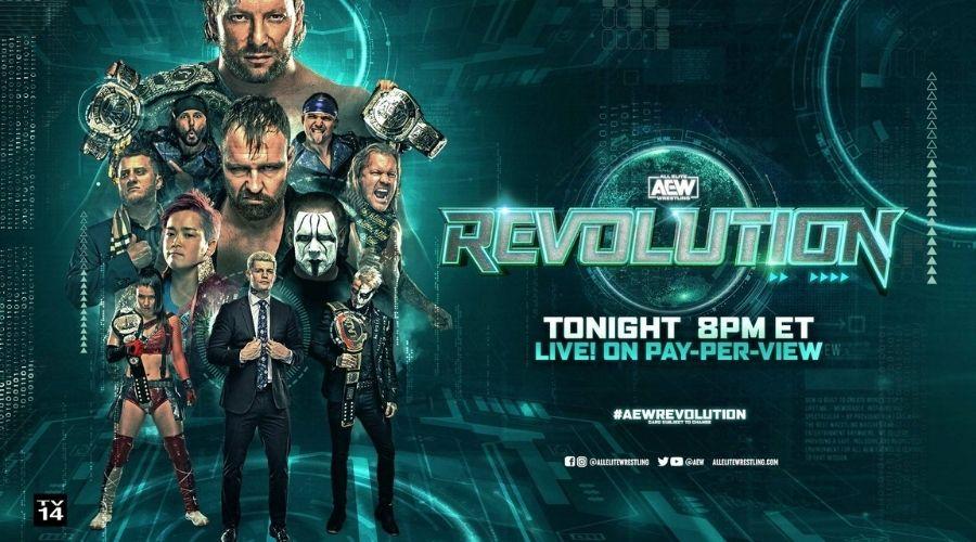 AEW luchador llega a AEW en Revolution 2021