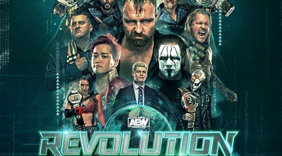 Brock Lesnar AEW adquisición Revolution