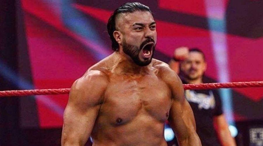 WWE responde solicitud liberación Andrade 2021