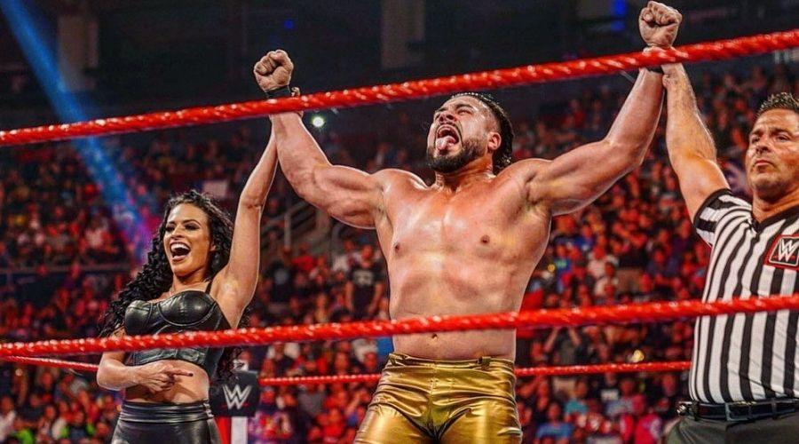 Andrade liberado WWE condiciones salida