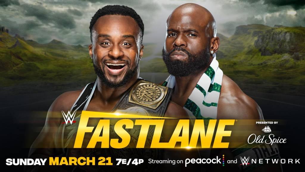 VER EN VIVO Fastlane 2021 WWE