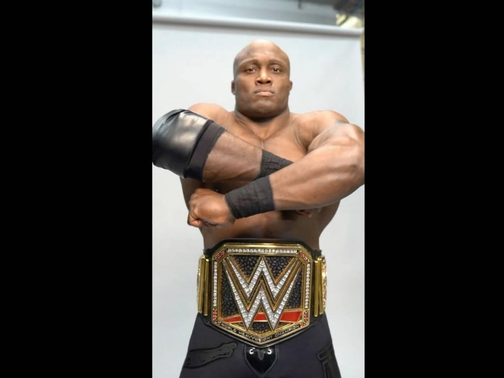 Retador Bobby Lashley WrestleMania 37