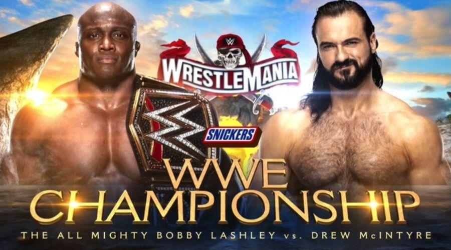 WWE Raw resultados 15 de marzo de 2021
