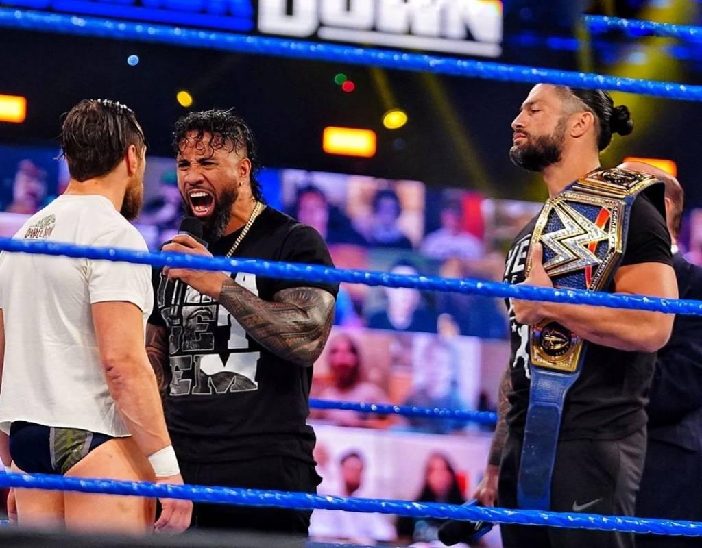 resultados WWE SmackDown