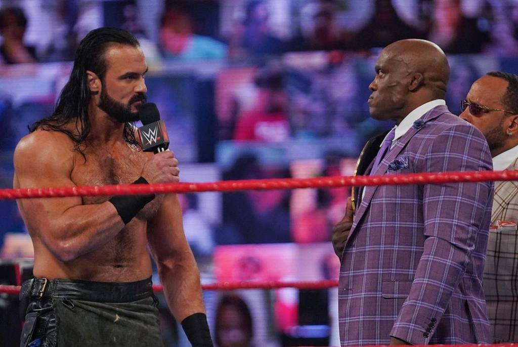 Bobby Lashley retador WrestlaMania 37 WWE