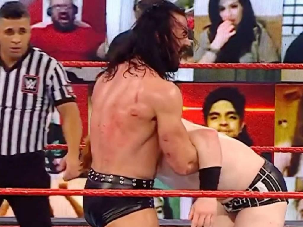 Drew McIntyre Sheamus Fastlane 2021 WWE