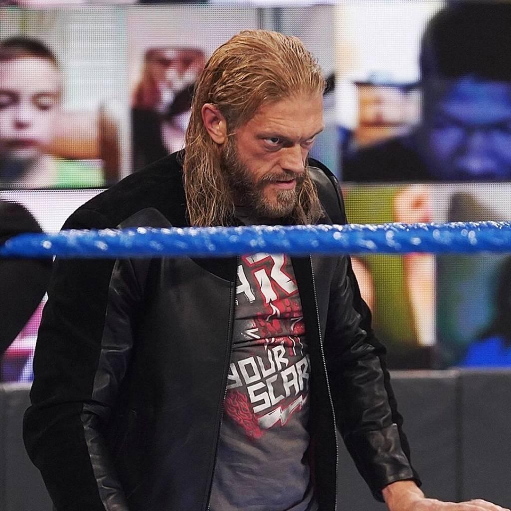 Spear Edge Daniel Bryan SmackDown 2021