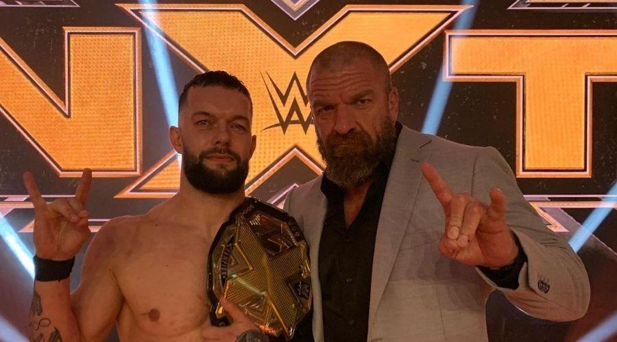Campeonato Mundial NXT WWE WrestleMania 37