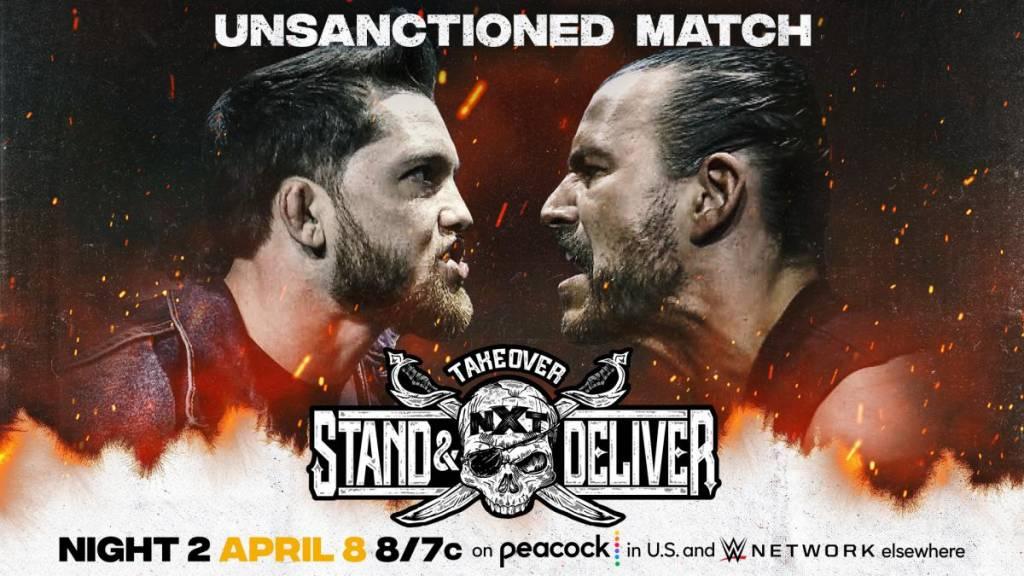 Cuándo es NXT TakeOver: Stand & Deliver 2021