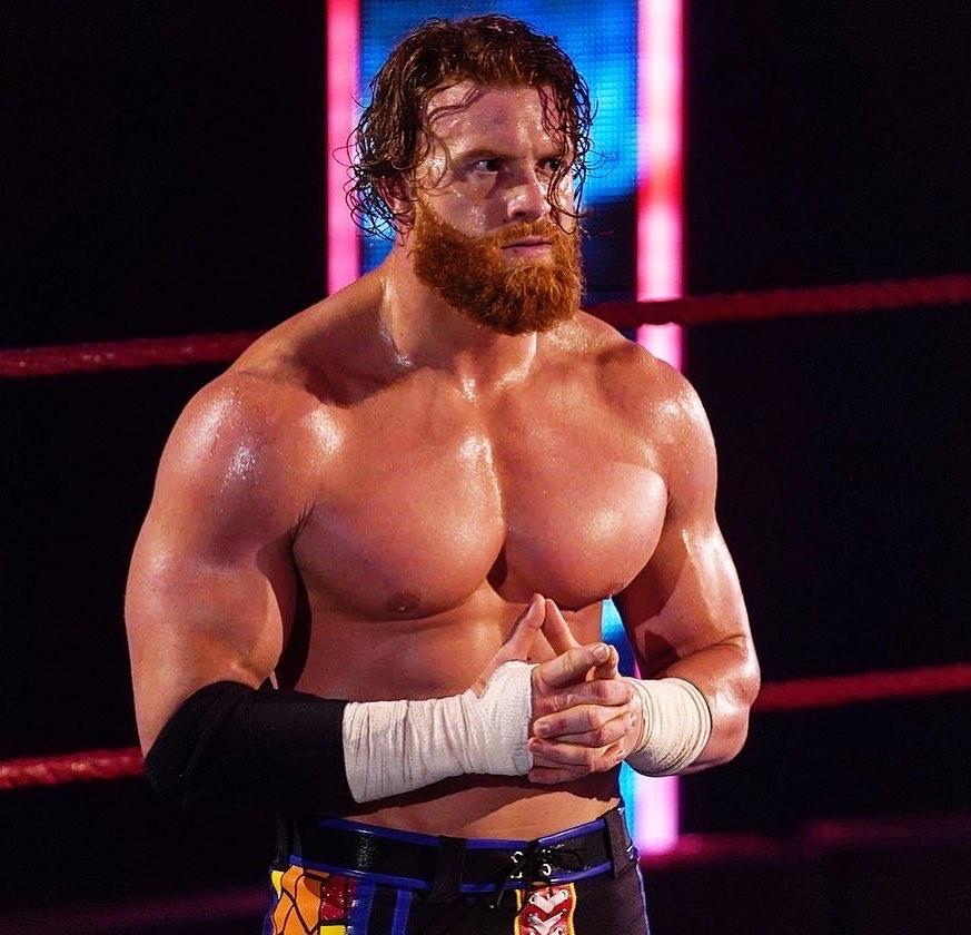 Murphy estalla Msyterio motivos Seth Rollins unirse