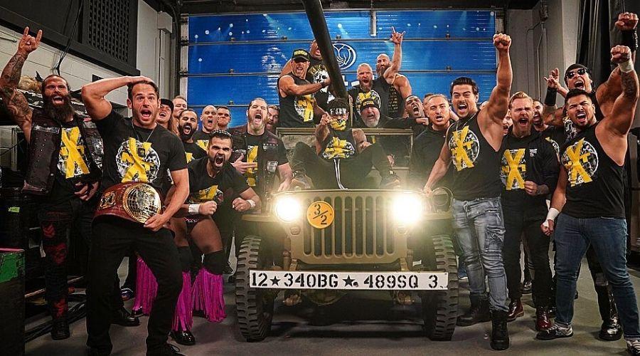 WWE NXT cambia día de transmisión
