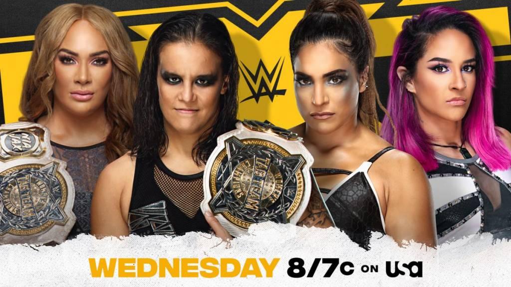 Previa horarios NXT 03 de marzo 2021
