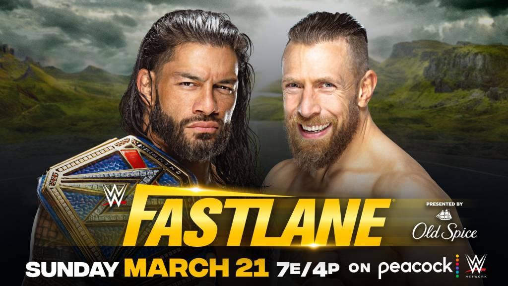 ver EN VIVO WWE Fastlane 2021