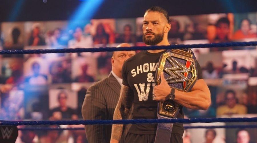Roman Reigns leyenda WWE Paul Heyman 2021