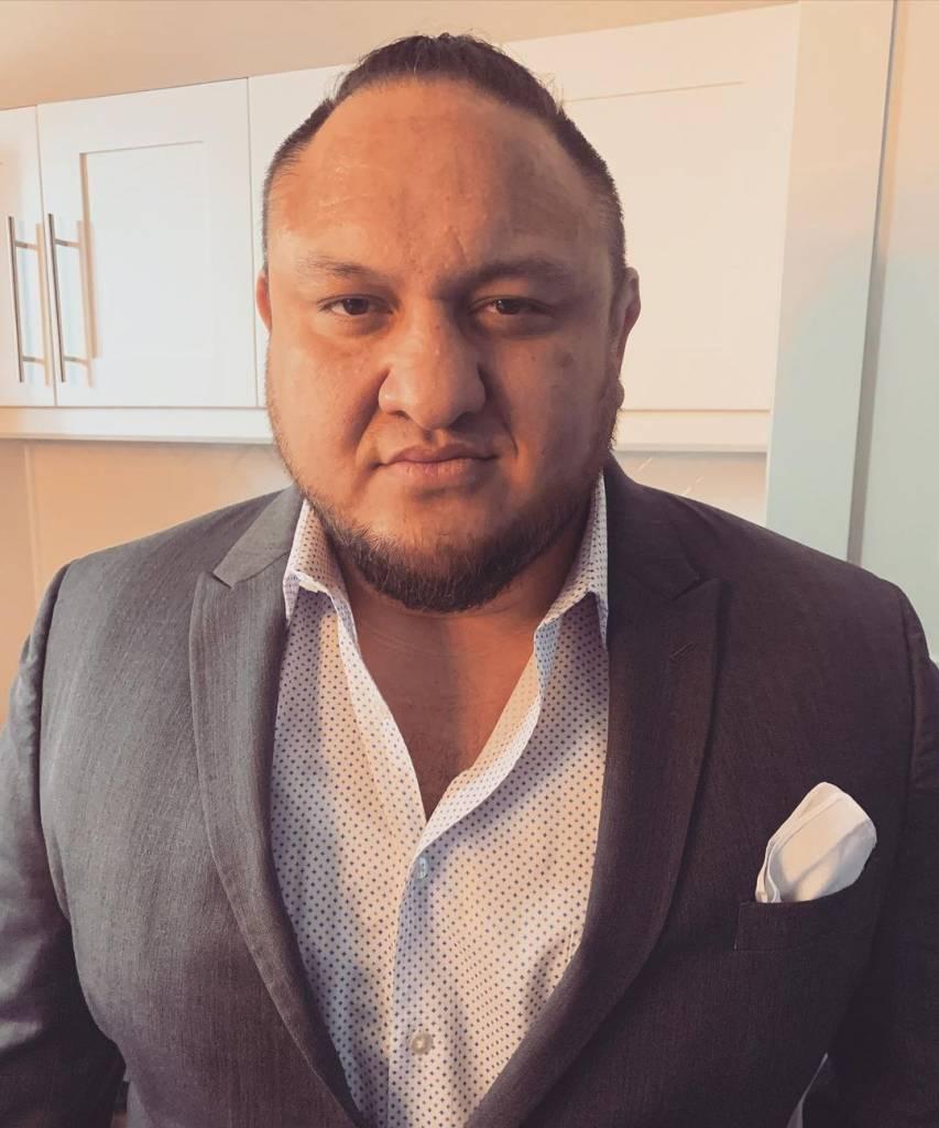Samoa Joe quiere conseguir WWE