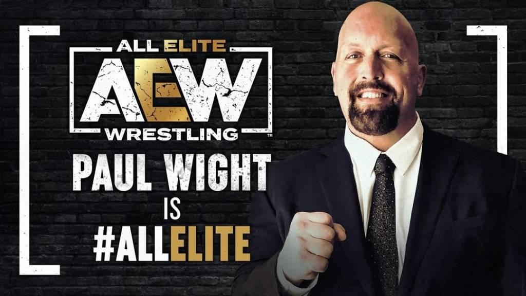 Vince McMahon reacción Paul Wight AEW 2021