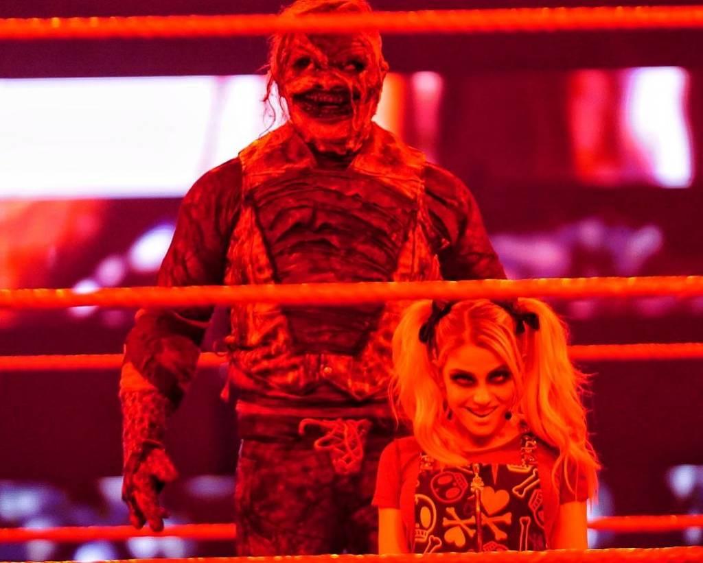 Transformación The Fiend Bray Wyatt 2021