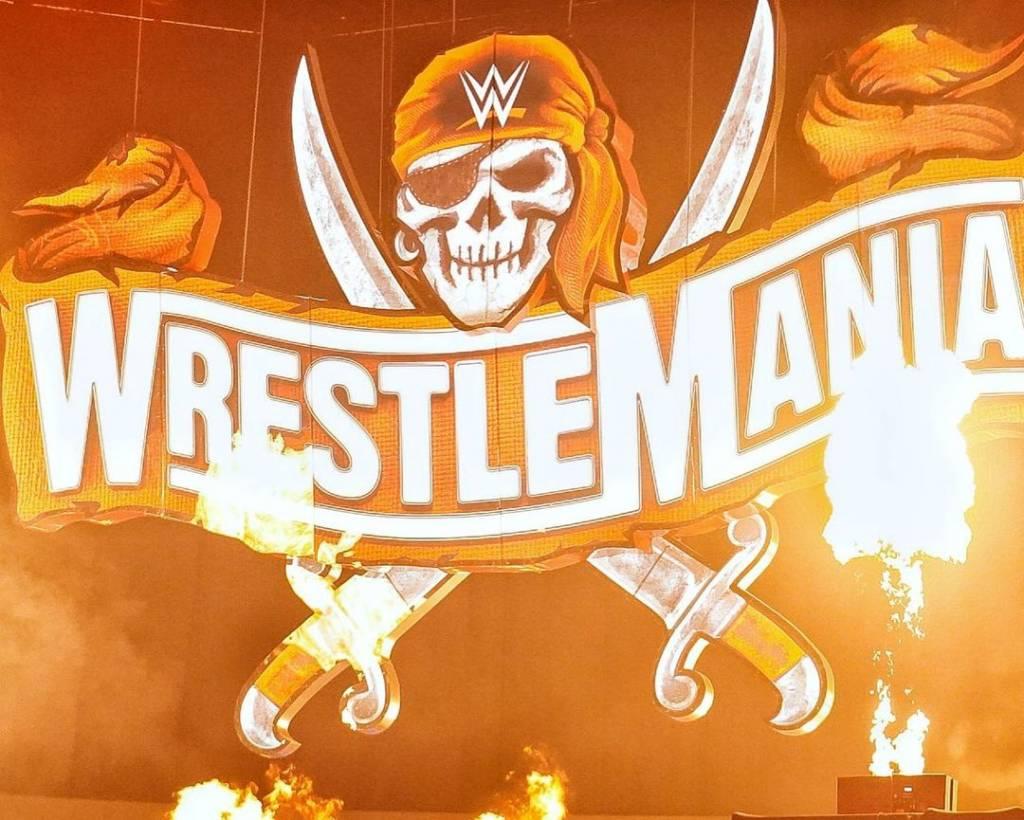WrestleMania 37 cartelera actualizada