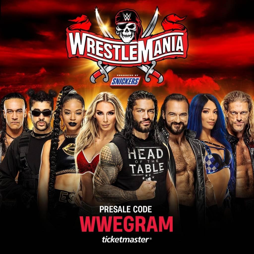 WrestleMania 37 impresionante venta entradas 2021