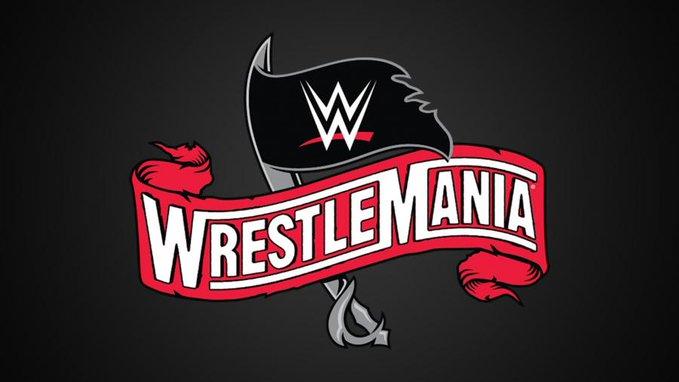 Rhea Ripley Charlotte Flair WrestleMania 37 2021 WWE
