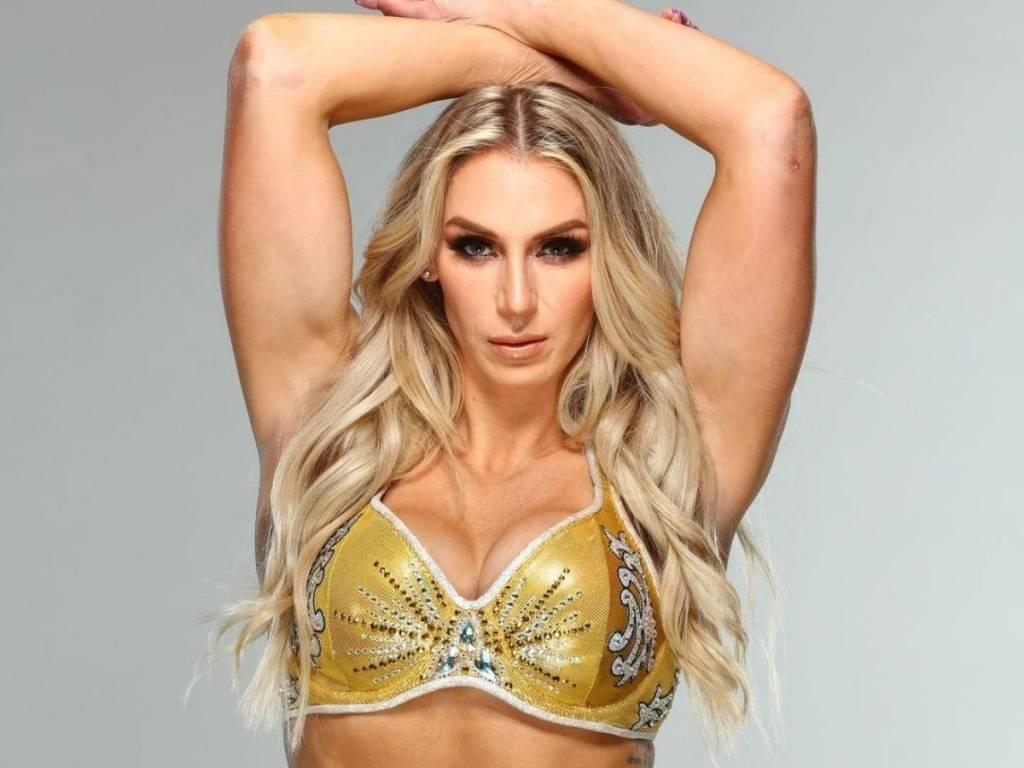 Andrade Charlotte Flair WrestleMania 37
