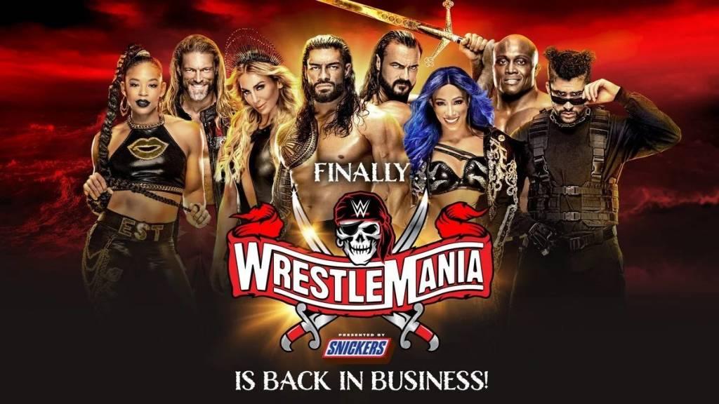 WWE retrasa venta entradas WrestleMania 37