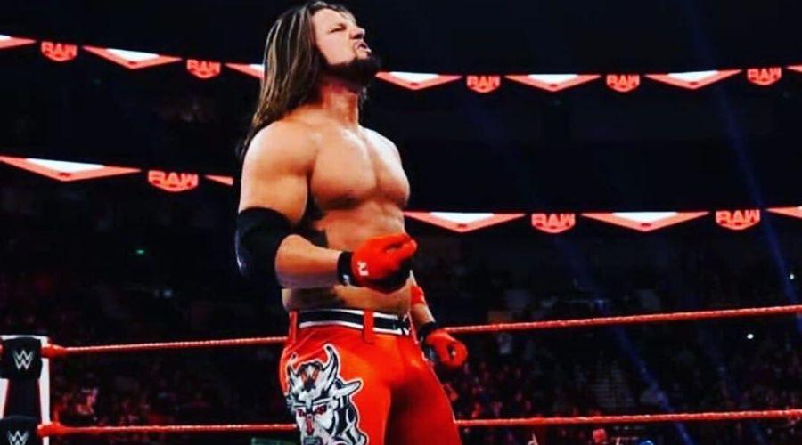 Se revela situación actual AJ Styles WWE