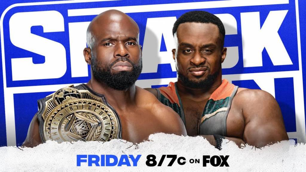 WWE SmackDown 30 abril 2021 horarios