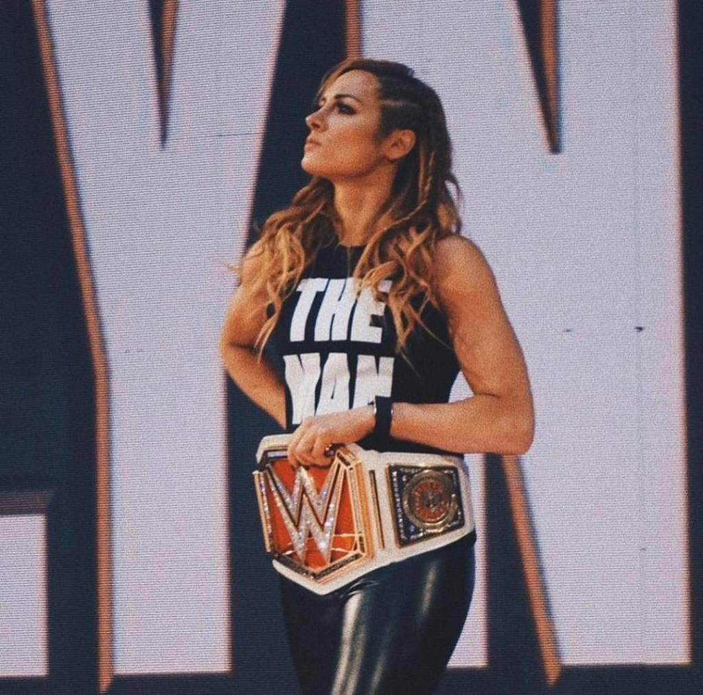 Se confirma regreso Becky Lynch WWE