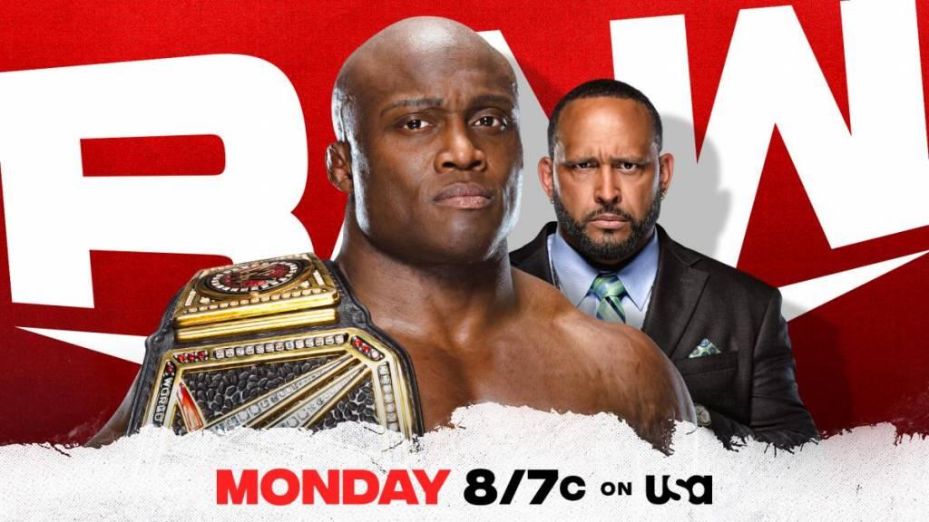 Resultados WWE Raw 26 de abril 2021 Lashley