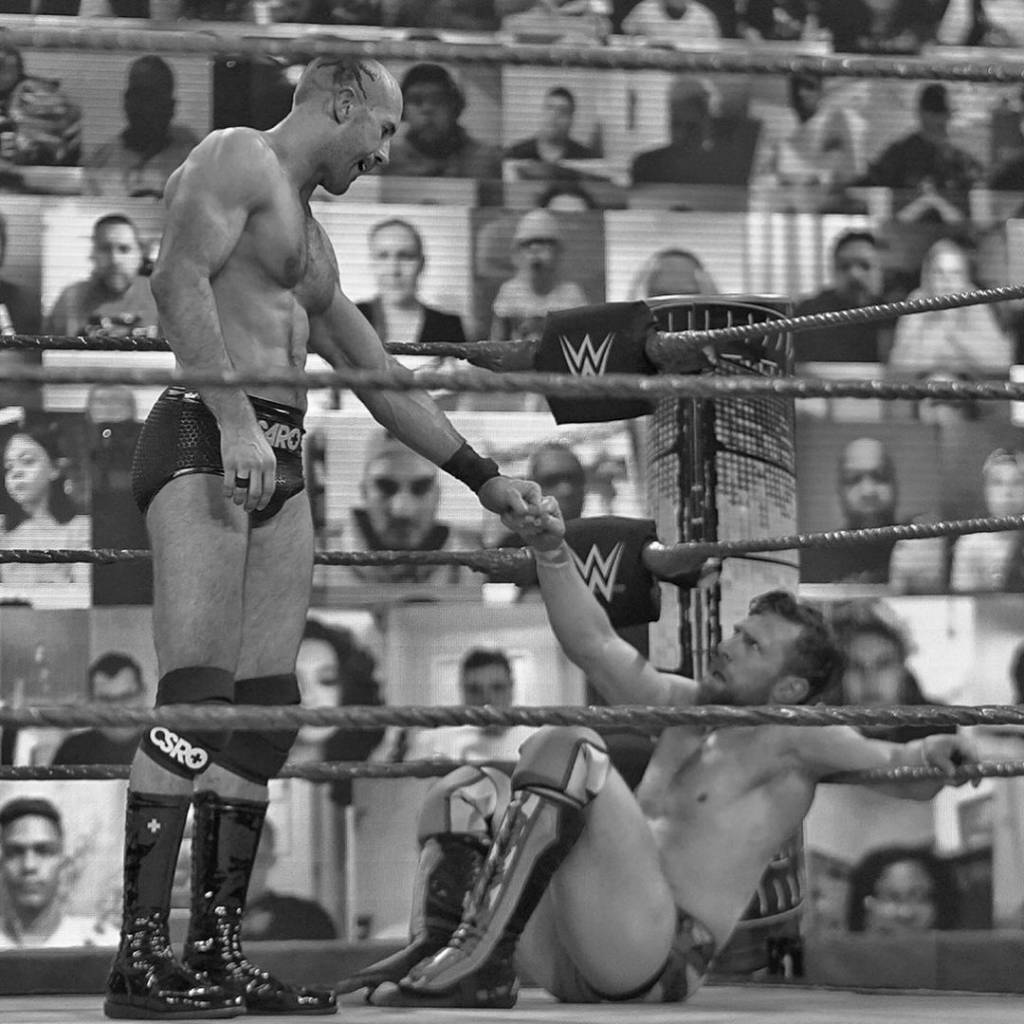 Daniel Bryan tiempo WWE a punto terminar