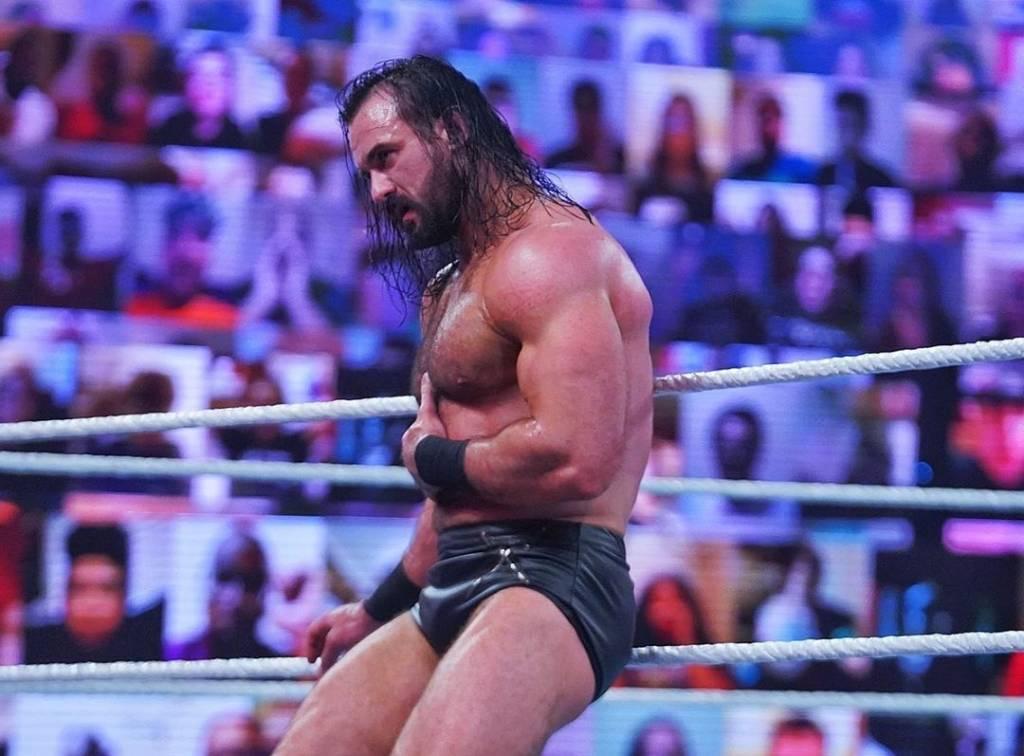 Crítica Drew McIntyre superestrellas WWE WrestleMania 37