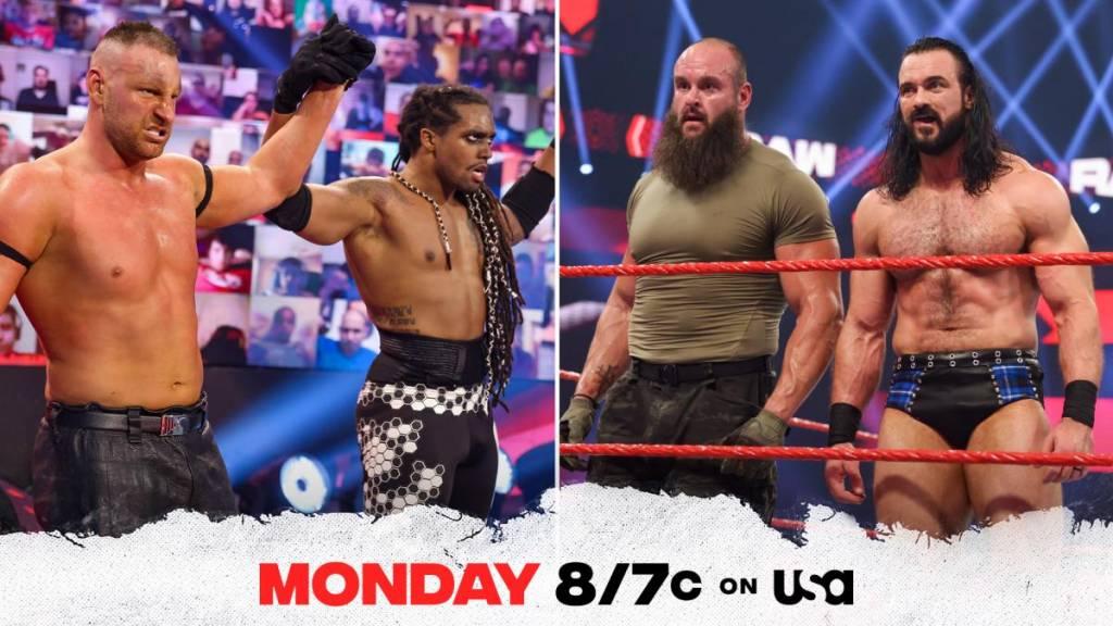 WWE Raw previa 26 de abril 2021