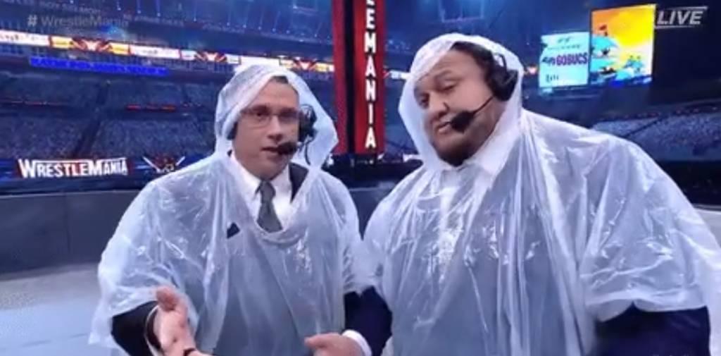 WrestleMania 37 se retrasa clima