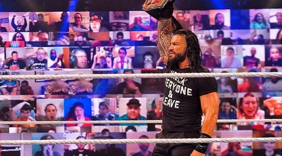 Roman Reigns superestrella objetivo final wwe