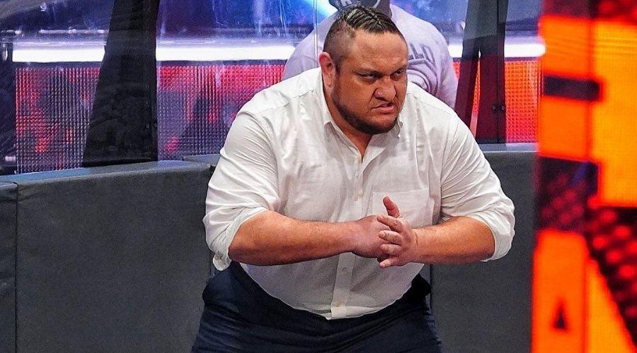 Samoa Joe próximo 2021 IMPACT