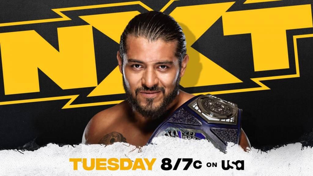 Previa NXT 13 ABRIL 2021