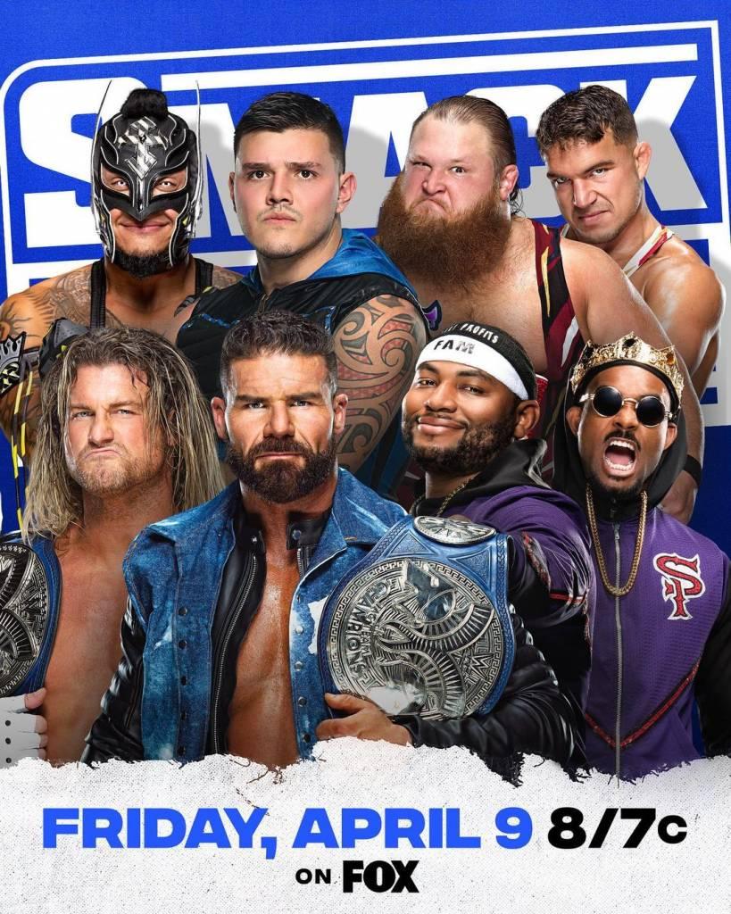 Camnbios última hora WrestleMania 37