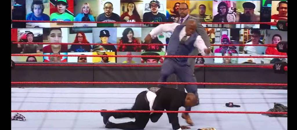 Problemas internos separación The Hurt Business WWE