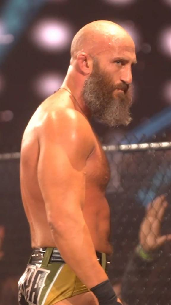 WALTER Tommaso Ciampa NXT TakeOver Stand & Deliver 2021 WWE