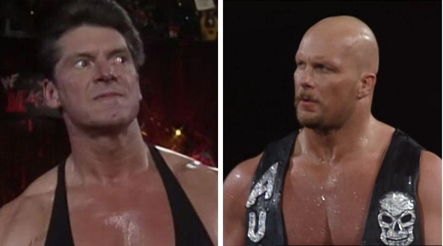 Steve Austin Chris Jerico Vince McMahon convenció entrevistar 2021