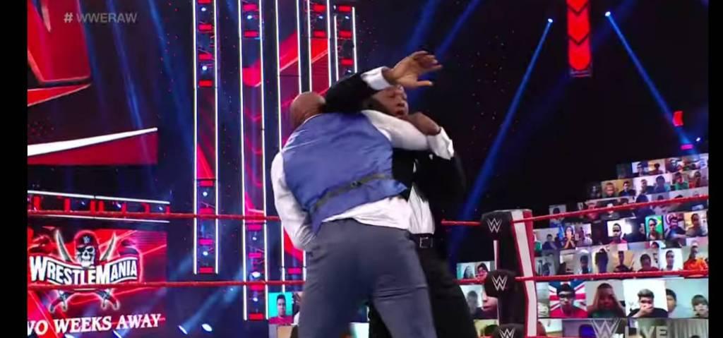 Booker T final Hurt Business