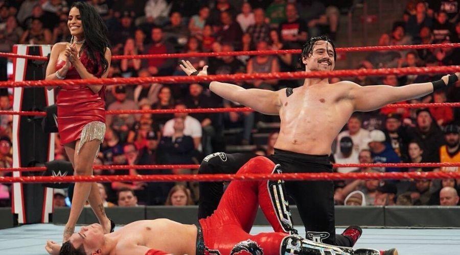 Sin Cara estalla WWE Angel Garza Humberto Carrillo