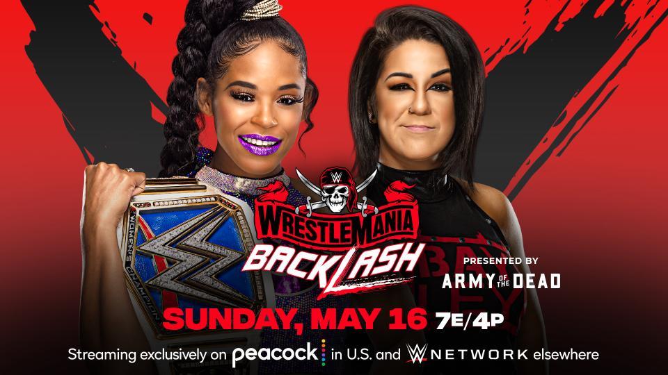 WrestleMania BackLash 2021 ver EN VIVO