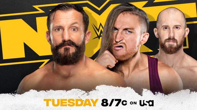 Previa WWE NXT 25 de mayo 2021