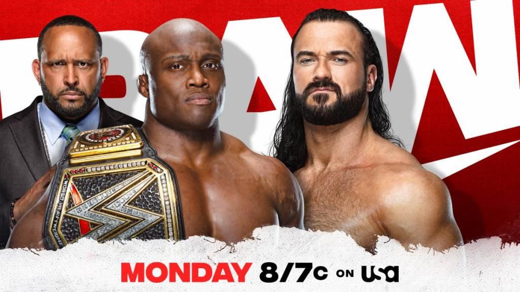Previa WWE Raw 10 de mayo 2021 horarios