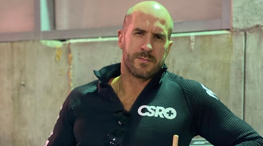leyenda hardcore habla Cesaro WWE 2021