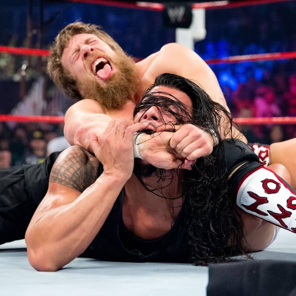 Daniel Bryan contrato WWE terminado 2021