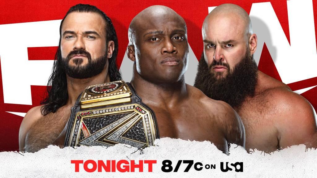 Previa Raw 03 de mayo de 2021